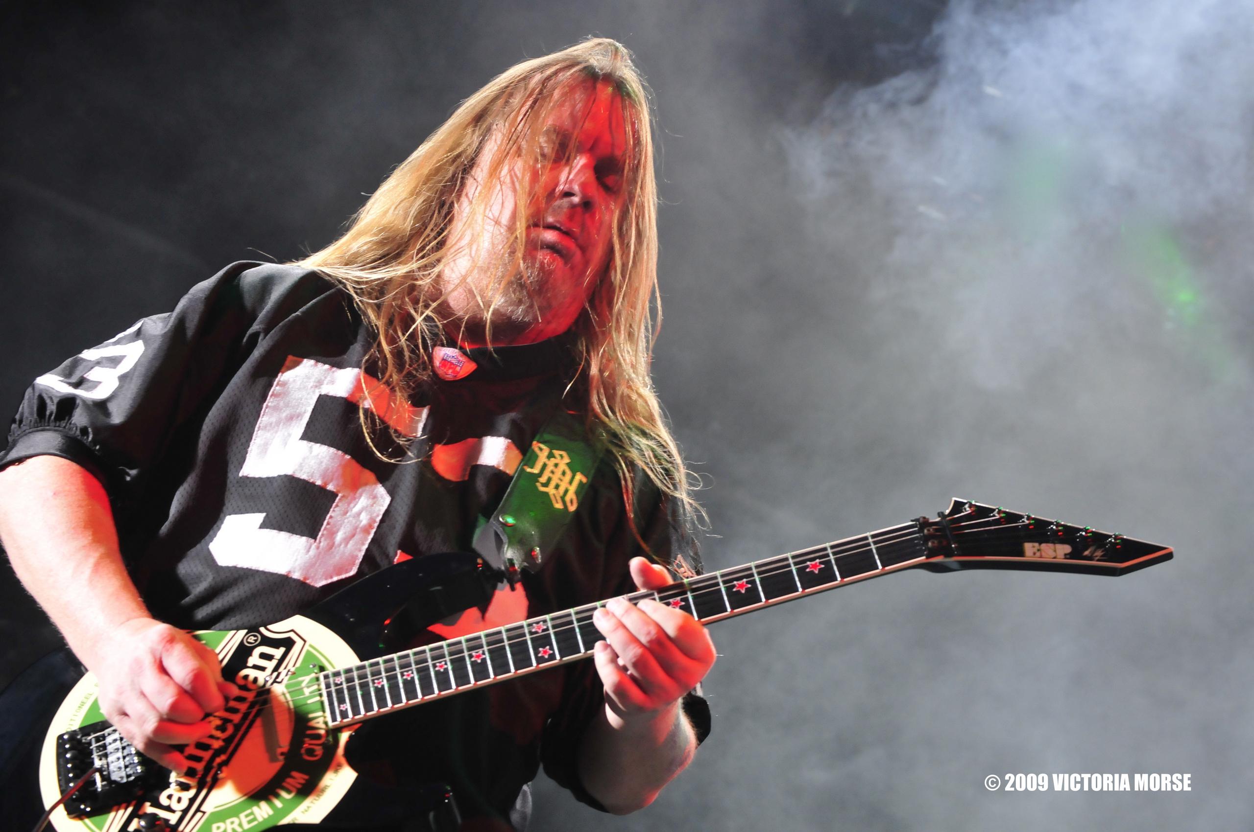 Jeff Hanneman Jeff Hanneman Jersey